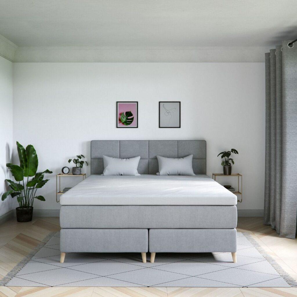 Ventilerende og ergonomisk god seng