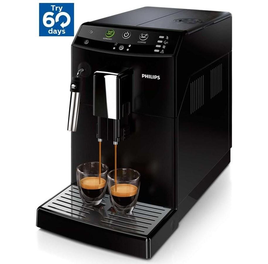 billig kaffemaskin med kvern