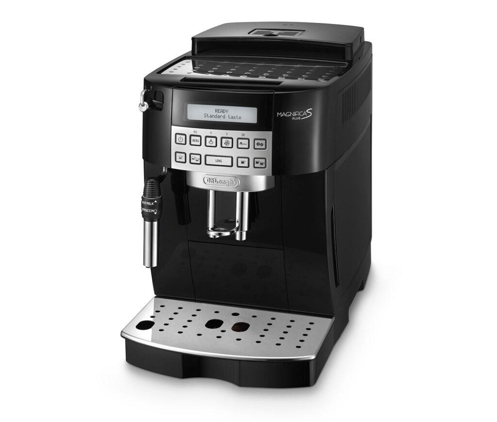 helautomatisk kaffemaskin med kvern