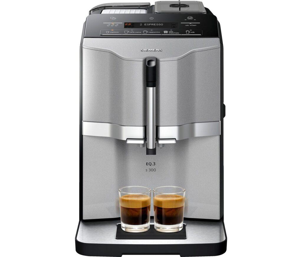 kaffetrakter med kvern